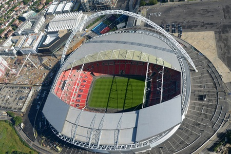 famous sports venues | 2012 Olympic Venue Previews: Wembley Stadium | Fox News