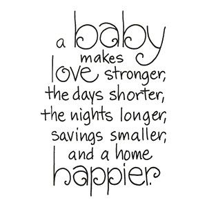 baby blessings and wishes | Baby Quotes - Messages, Wordings and Gift Ideas