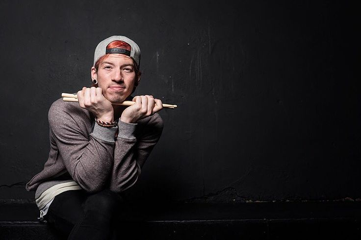 """georgefairbairn: """" You should go pick up this months Rhythm magazine and see the awesomeness that is @joshuadun that I shot before a show in Nottingham a few weeks ago. Go buy it and see!  www.gfphoto.co.uk #twentyonepilots #joshdun #joshuadun..."""