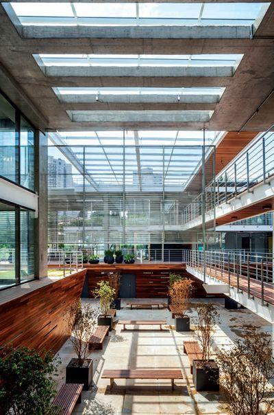 FGMF Projeta o Edifício Corujas, empreendimento horizontal com espaços…