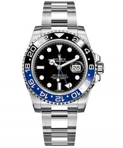 ROLEX GMT Master II Black and Blue  #rolex #rolexgmt #gmtmaster #gmt #watch #watches #orologi #sorelleronco