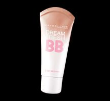 Dream Fresh BB Cream.  Awesome.  And good tips for getting ready quickly after a workout.