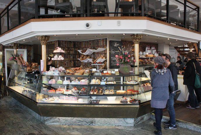Best places to Fika (pictured: Brogyllen in Gothenburg)