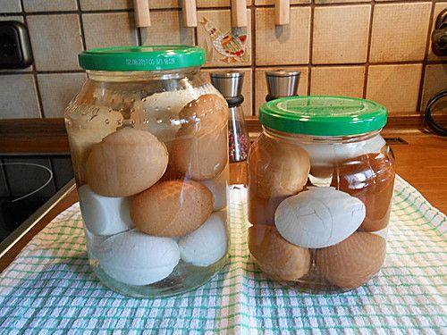 Soleier nach Uromas Art, ein gutes Rezept aus der Kategorie Snacks und kleine Gerichte. Bewertungen: 2. Durchschnitt: Ø 3,0.