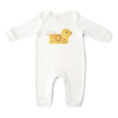 Bright and sweet, perfect for, and like, any little baby.  #FromBabiesNew