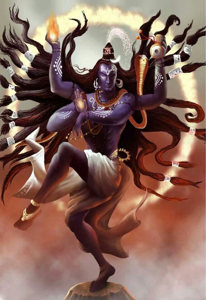 Shiva Lord of the dance protector one who destroys all negative energy servant to the Goddess Kali Ma Call upon Shiva when you are ready to shake things up in your life. Be ready for he moves quickly. Want to move a little slower call upon his Son Ganesha