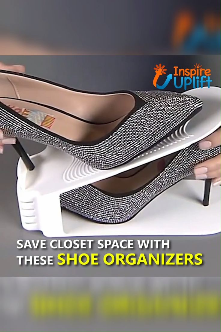 Shoe Rack Set of 8 - ⭐⭐⭐⭐⭐ (5/5)  With our convenient organization system, each shoe occupies its own designated space, so you never have to dig through the pile for a missing shoe!   Currently 50% OFF with FREE Shipping!