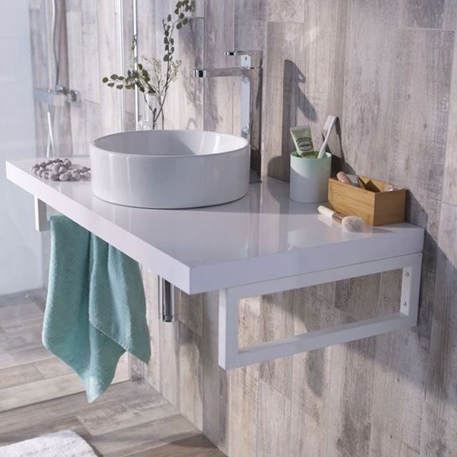 93 best SALLE DE BAIN images on Pinterest Bathroom, Bathrooms and