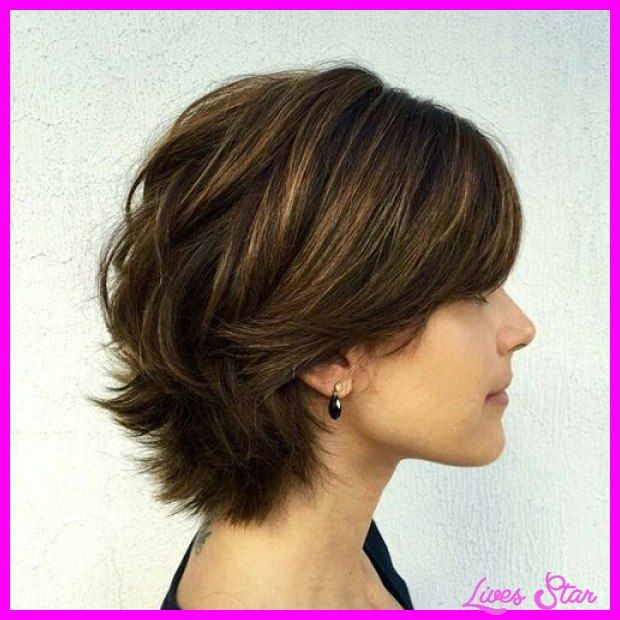 awesome Short layered haircuts