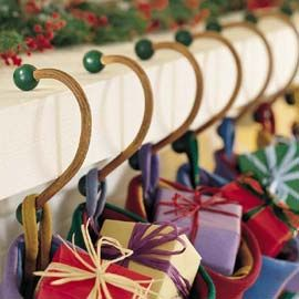 Best 25+ Stocking hangers for mantle ideas on Pinterest | Mantle ...