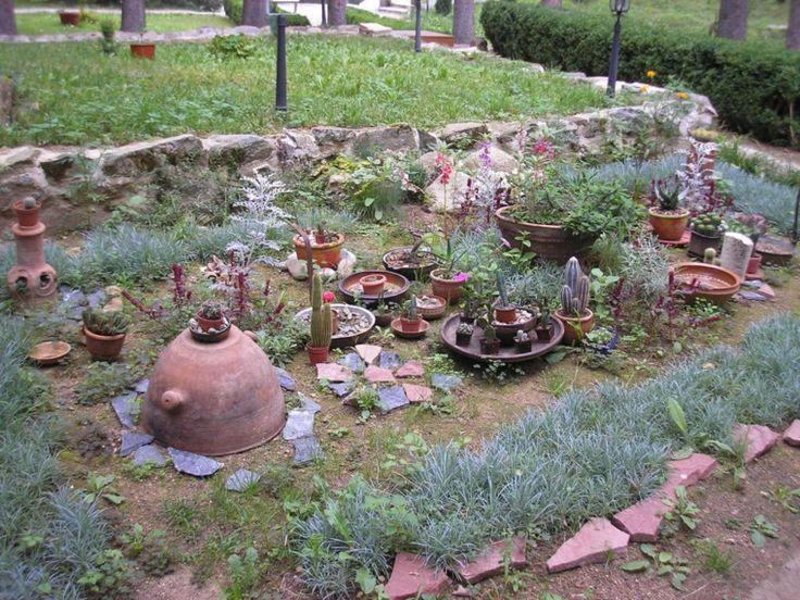 M s de 25 ideas incre bles sobre jardines r sticos en - Jardines rusticos pequenos ...