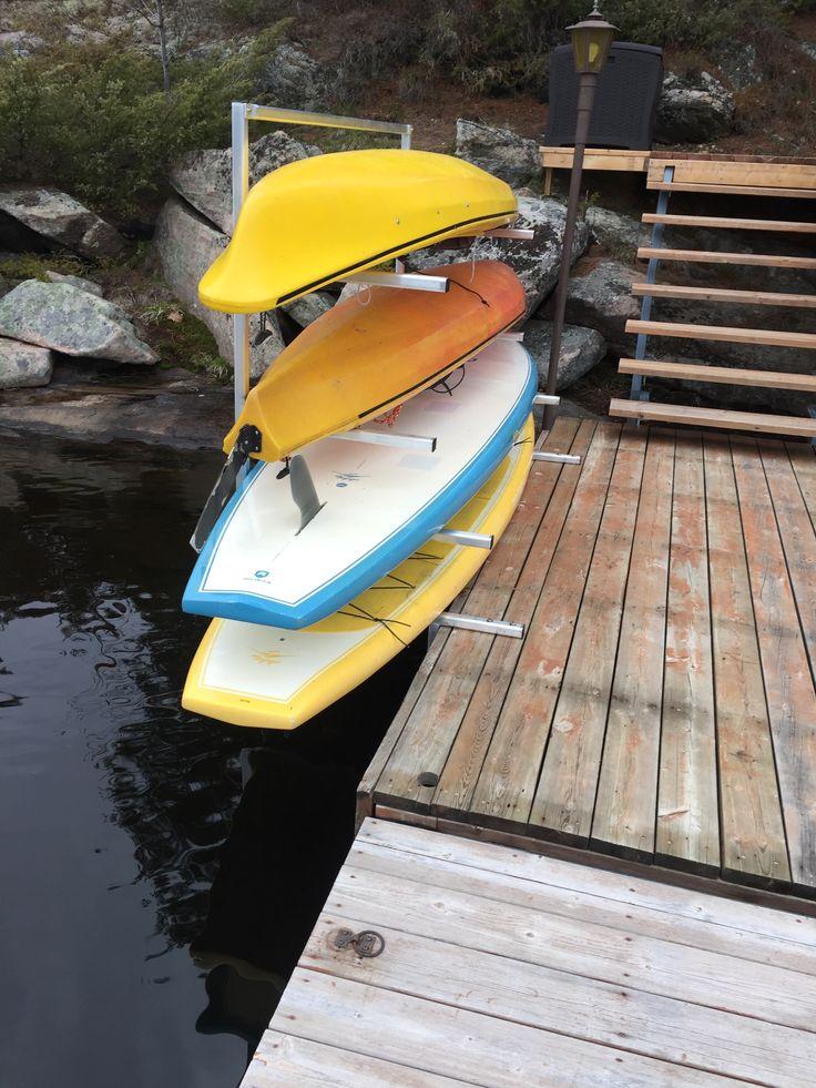 Best 25 Paddle Board Racks Ideas On Pinterest Paddle