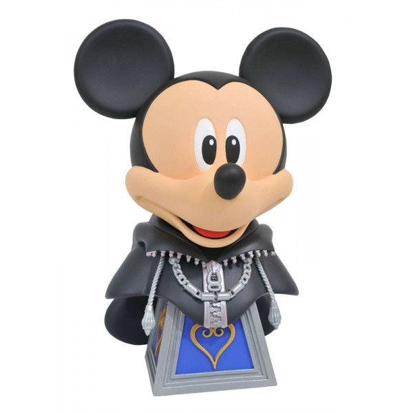 Jetzt Vorbestellen Kingdom Hearts 3 Mickey Mouse Legends In 3d Buste Preis 174 90 Vorbestellung Voraussichtlich Ve Kingdom Hearts Mickey Mickey Mouse