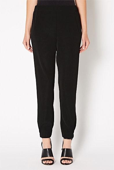 Women's New In | Clothing | Witchery Online - Winter Drape Pant #WITCHERYSTYLE