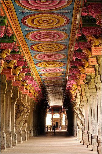 Meenakshi Amman Temple, Madurai, India: Amazing Madurai, Amazing Places To Travel, India Travel Places, Indian Art Patterns, 511 Places, Indian Architecture, Meenakshi Amman Temple, India Temples