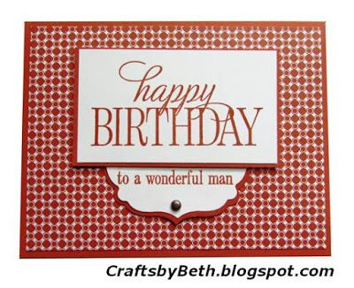 51 best Stamps SU! Happy Birthday, Everyone images on Pinterest - birthday card layout