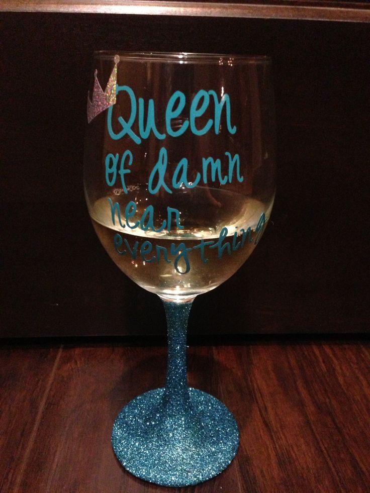 768 Best Vinyl Wine Glasses Images On Pinterest Wine