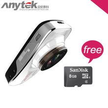 Anytek A2 1296p Super HD camera 2.7″ met extra wijde lens en night vision