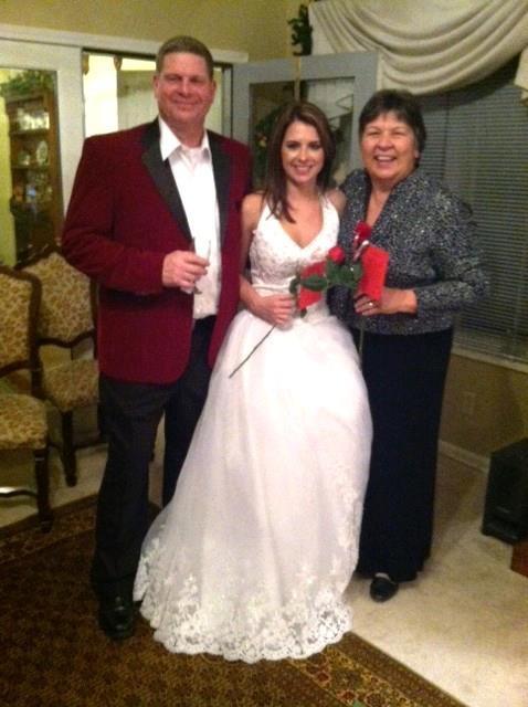 Bachelor season 17 wedding dress girl