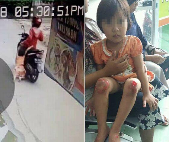 kasus ibu yang menyeret putrinya sendiri di Klaten yang baru-baru ini terjadi. Kejadian ini terjadi pada 8 Februari 2018 kemarin. Kasus ibu yang menyeret anaknya ini telah beredar luas di media sosial