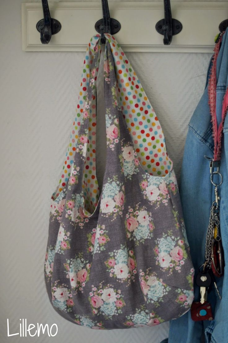 lillemo: eine Tasche für mich