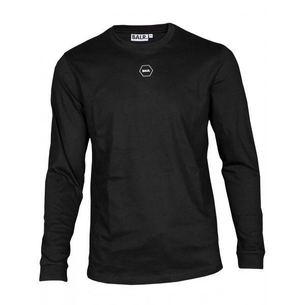 Long Sleeved Shirt Outlined - BALR.