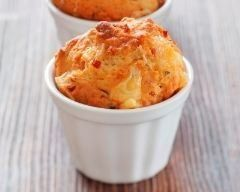 Muffin jambon fromage ww