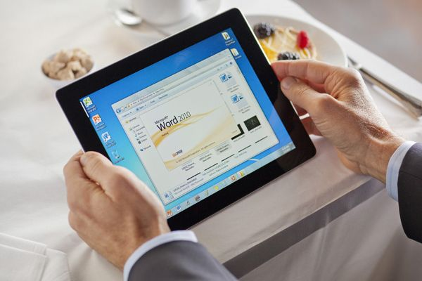 Microsoft Plans Office for iPads