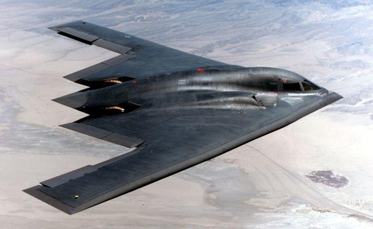B2 plane -Northrop Grumman B-2 Spirit
