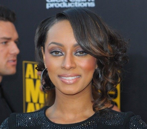 Keri Hilson........Gorgeous Wedding do's that have walked the red carpet