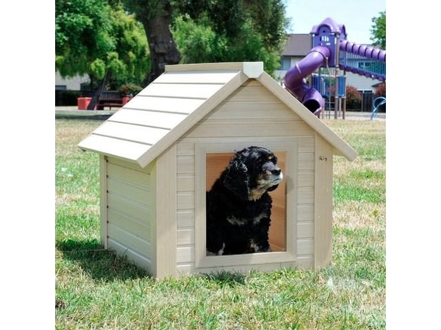 One Dog House Ac Serves 3 Needs Air Conditioning Heating And
