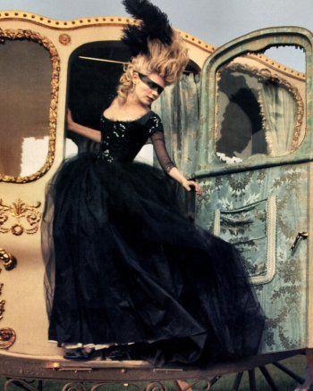Marie-Antoinette #rococco return