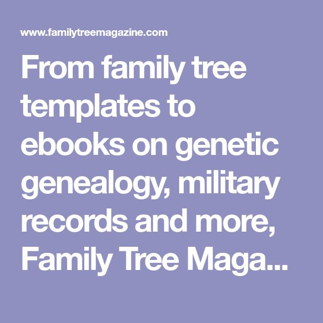 1263 best genealogy images on pinterest family tree chart family free genealogy e books templates and chart downloads fandeluxe Gallery