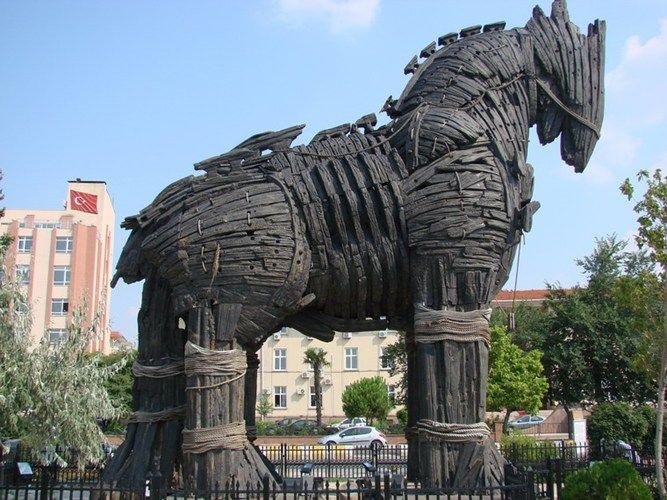 ngựa thành troia - Tìm với Google
