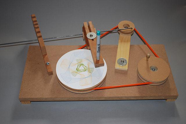 Wondergraph Drawing Machine More Drawing Machine And