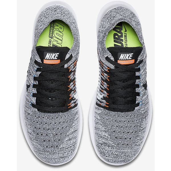 Nike Free RN Flyknit Women's Running Shoe. Nike.com ❤ liked on Polyvore  featuring
