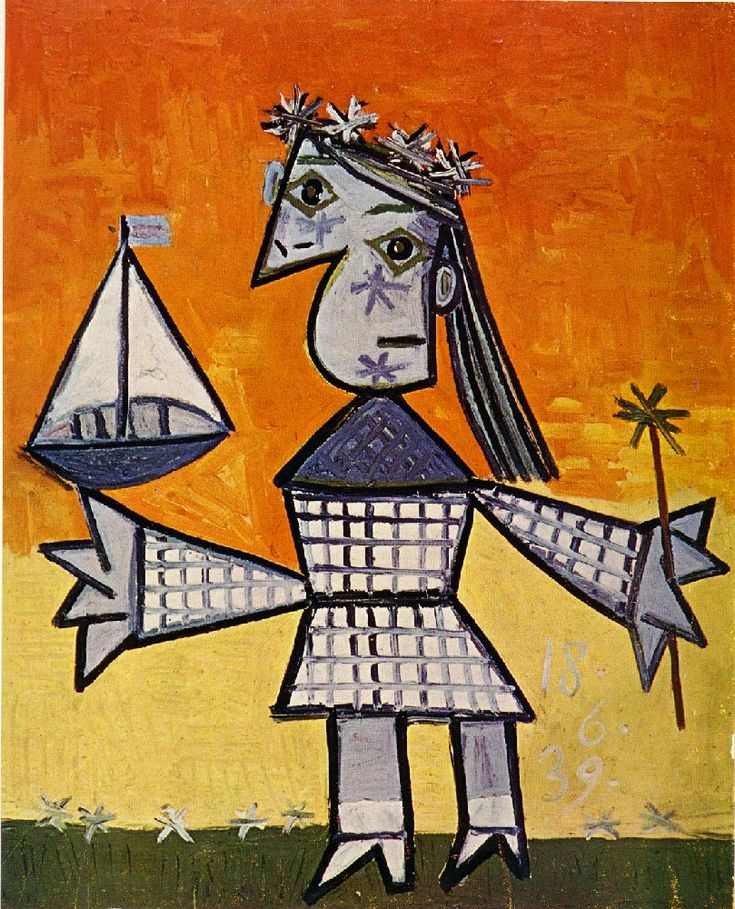 pablo picasso art | Untitled - Pablo Picasso - WikiPaintings.org