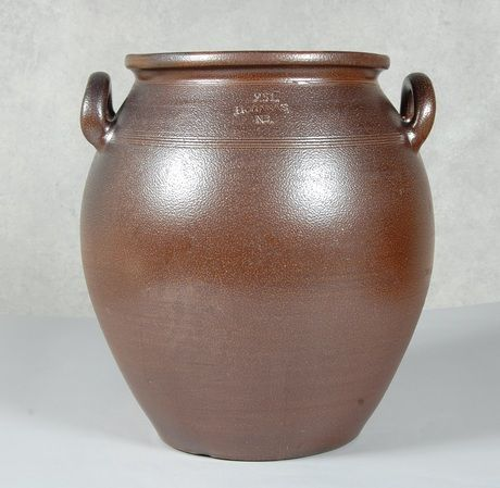 KRUS | 25 liter | Höganäs #pottery #brown