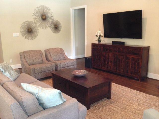 Custom Upholstery For The Living Room