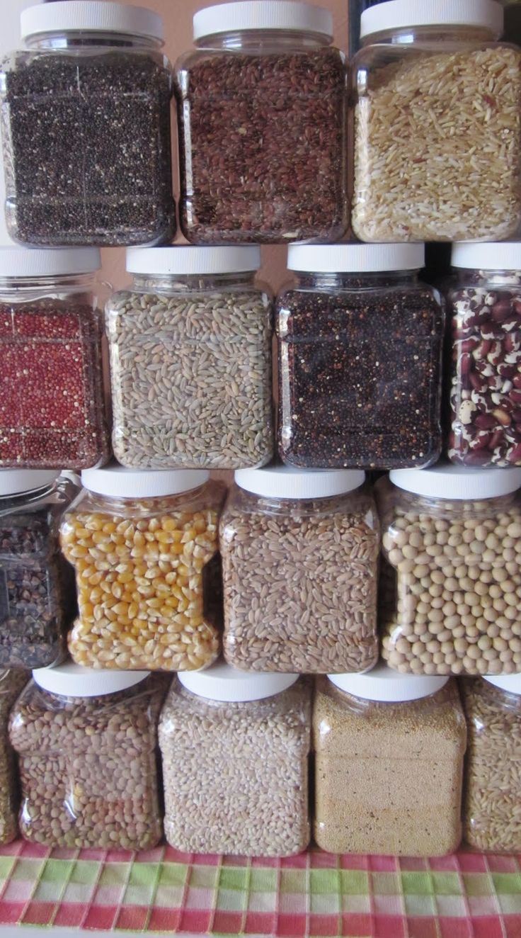 Recipes for food storage items - HUGE list!