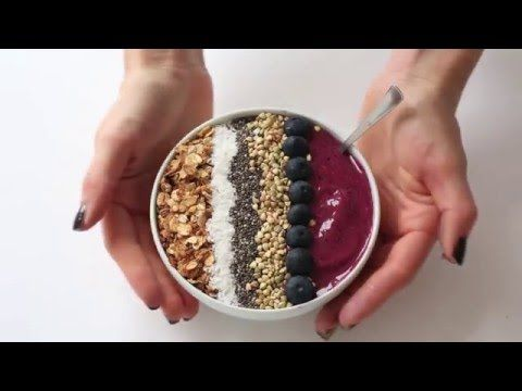 Comment faire un smoothie bowl? – Amélie Tauziede