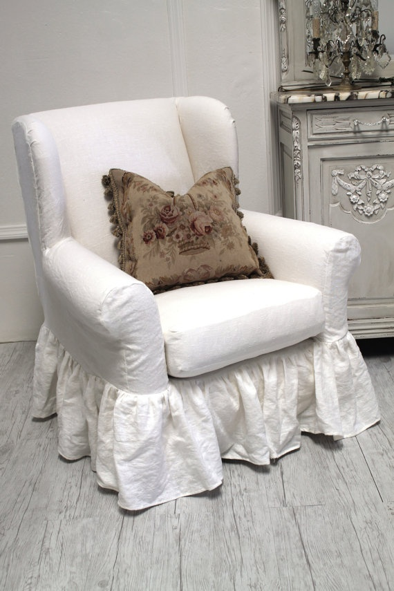 slipcover to die for!