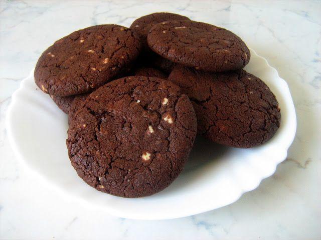 Ízek és élmények: Triplacsokis keksz