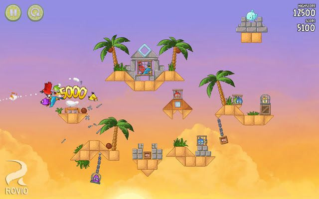 Download Angry Birds Rio DMG For macOS Free For Mac Devices