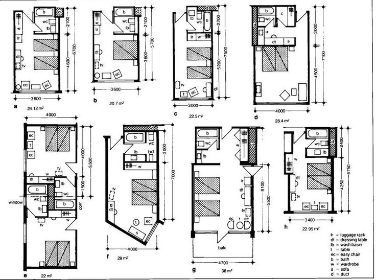 Neufert ernst architect s data architects for Apartment plans book