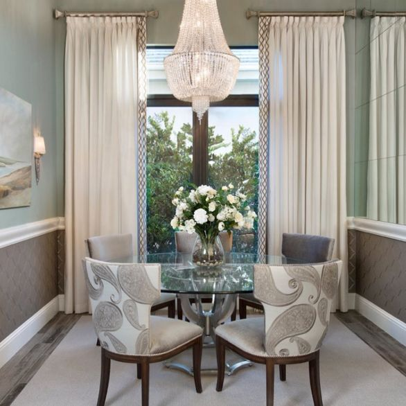 the 25+ best glass round dining table ideas on pinterest | glass
