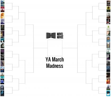 Young Adult March Madness...have your students pick their favorite novels in this bracket challenge. :) via Novel Novice