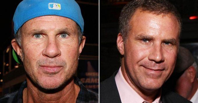 Chad Smith (RHCP) y el actor Will Ferrell se enfrentarán en un duelo de batería