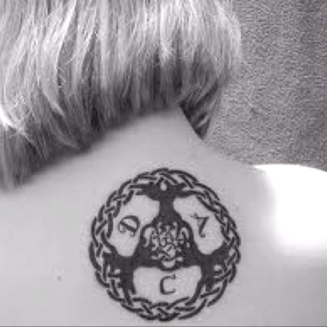 Irish Tattoo Ideas Siblings: 34 Best Sibling Tattoo Idea Images On Pinterest