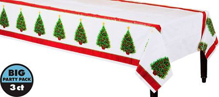 Twinkling Tree Christmas Party Supplies - Party City